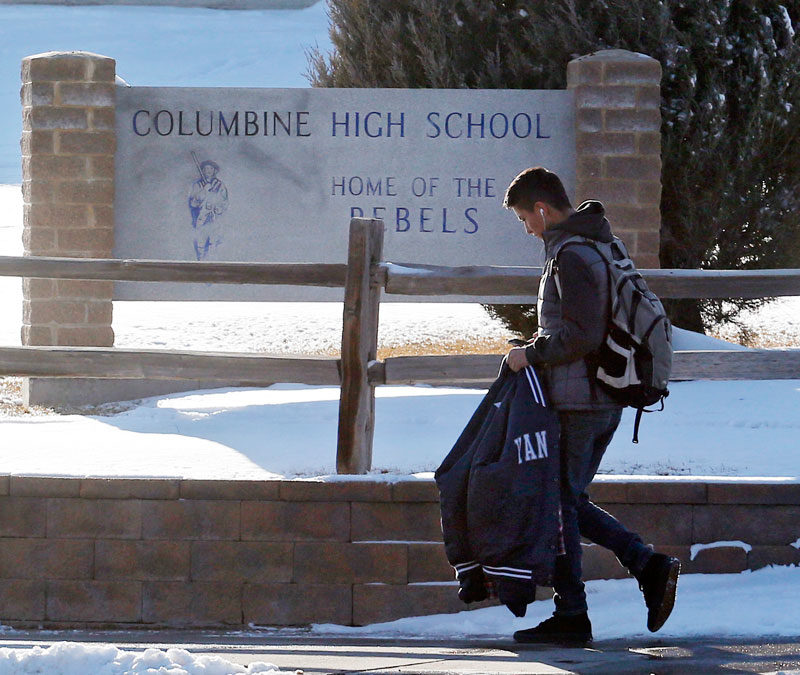 What I Learned as a Student at Columbine High School